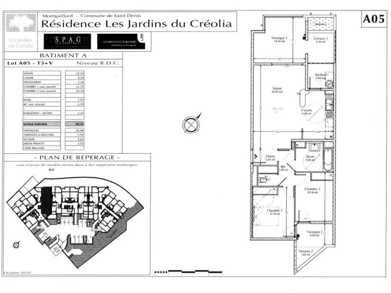 Location appartement St denis 790€ CC - Photo 11