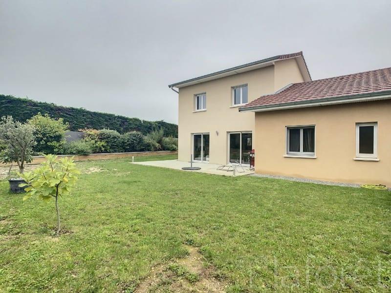 Vente maison / villa Villefontaine 399900€ - Photo 1