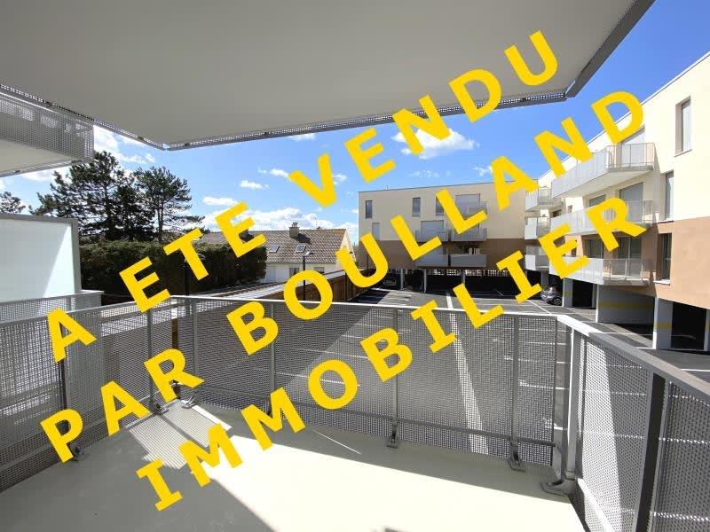 Vente appartement Fort mahon plage 218250€ - Photo 1