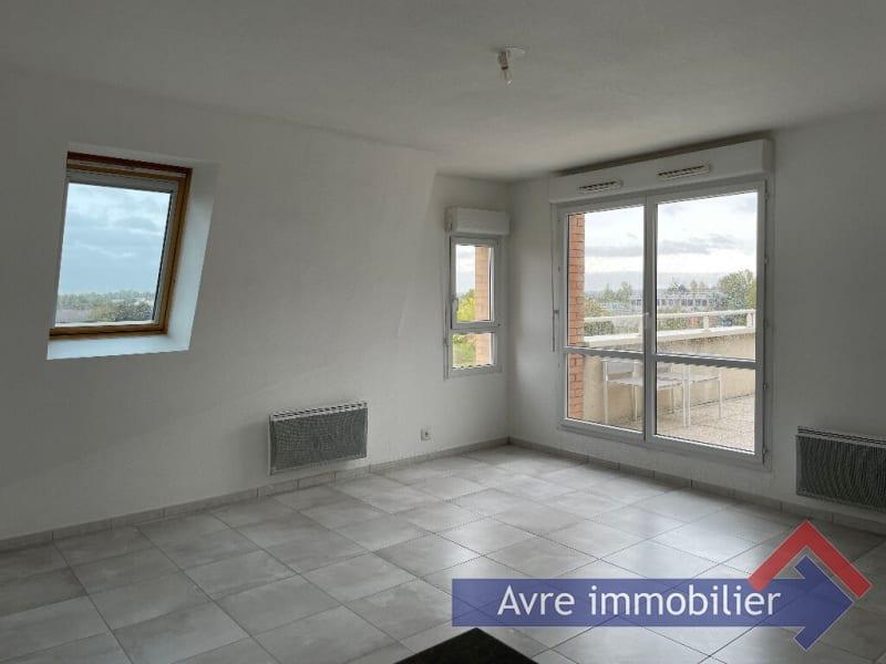 Vente appartement Verneuil d avre et d iton 87000€ - Photo 1