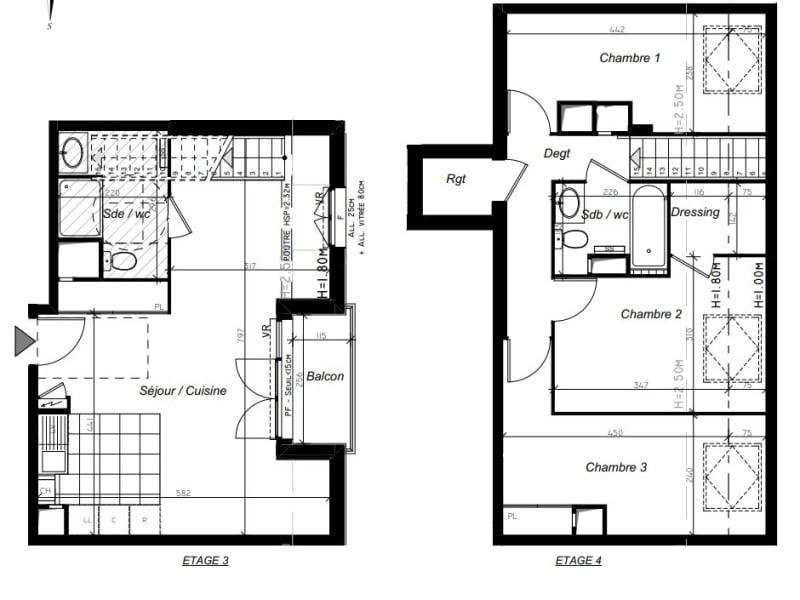 Vente appartement Meaux 292000€ - Photo 5