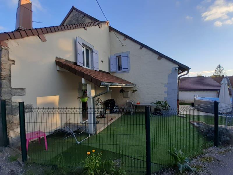 Sale house / villa Mirebel 160000€ - Picture 1