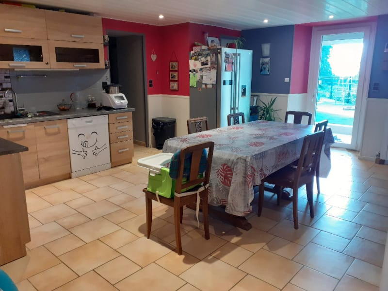 Sale house / villa Mirebel 160000€ - Picture 2