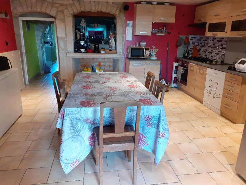 Sale house / villa Mirebel 160000€ - Picture 3