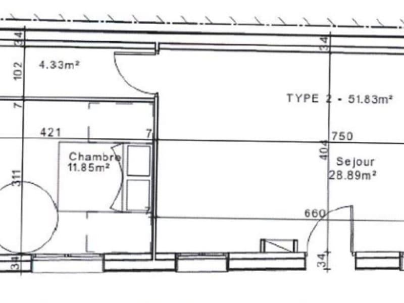 Vente appartement Chantilly 275000€ - Photo 2