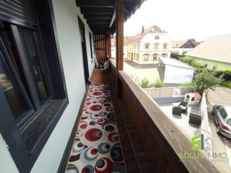 Vente maison / villa Horbourg wihr 319500€ - Photo 6