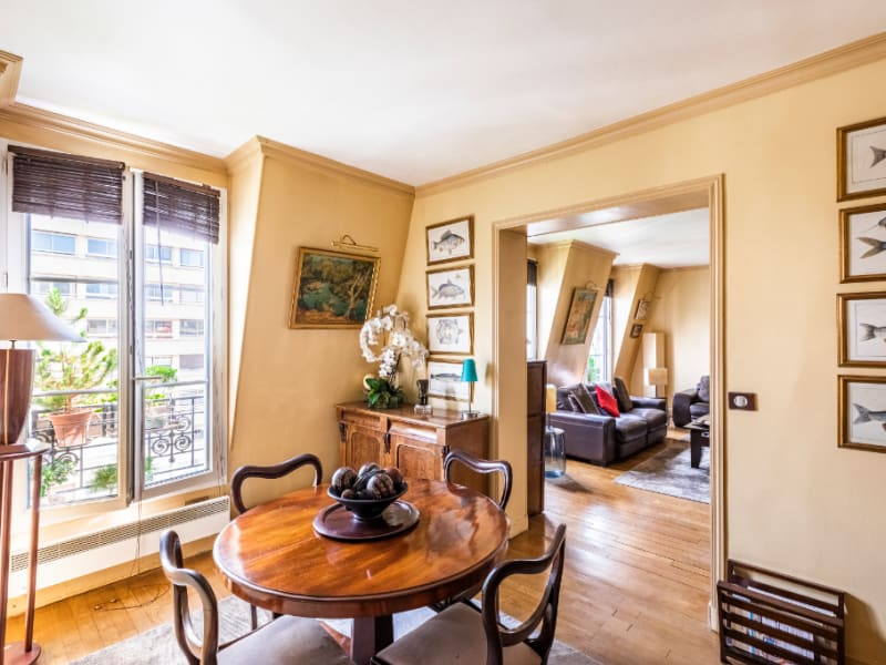 Sale apartment Pont de st cloud 698000€ - Picture 2