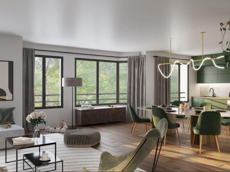 Vente appartement Paris 12ème 1116000€ - Photo 1