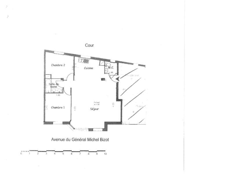 Vente appartement Paris 12ème 775000€ - Photo 1
