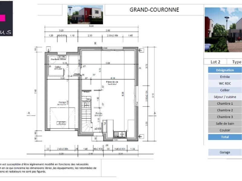 Verkauf haus Grand couronne 239900€ - Fotografie 6