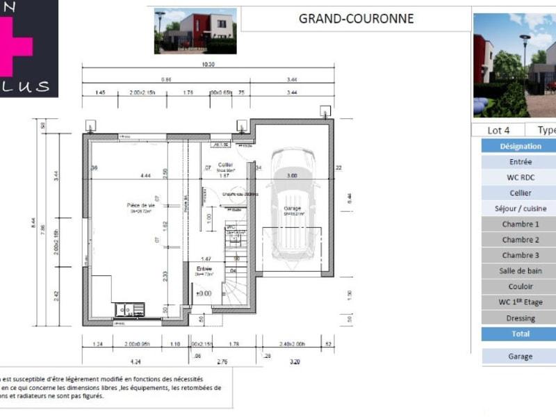 Verkauf haus Grand couronne 257985€ - Fotografie 5