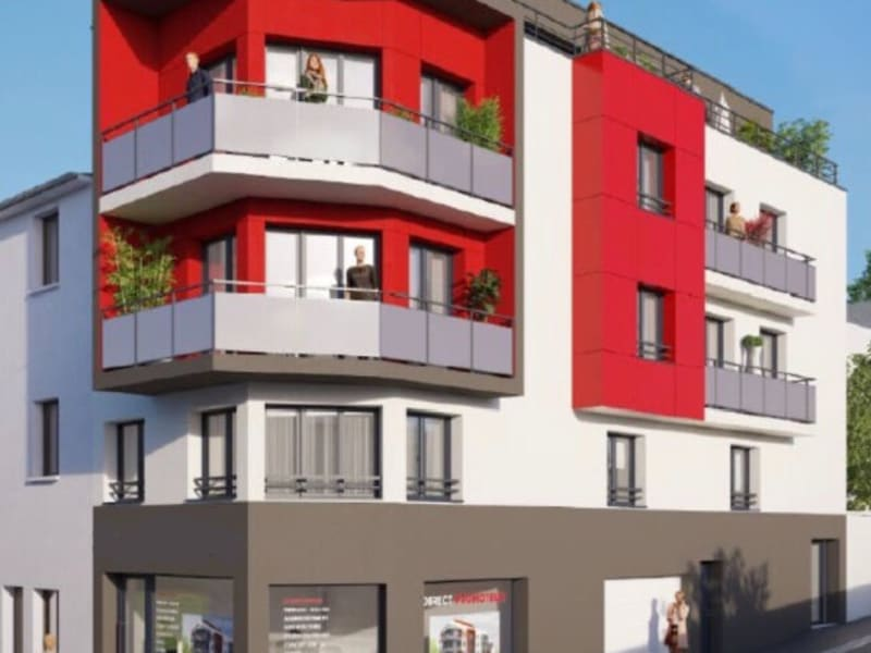 Sale apartment Rouen 237400€ - Picture 1