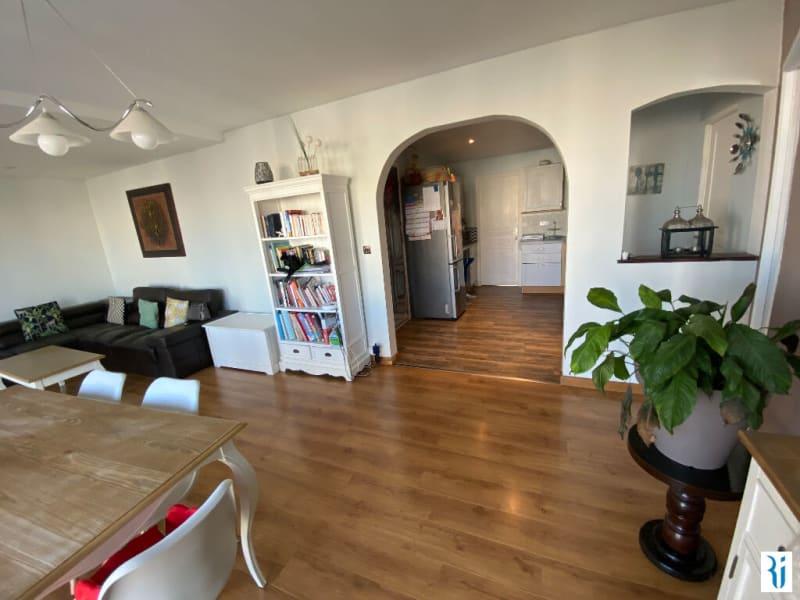 Sale apartment Maromme 117500€ - Picture 1