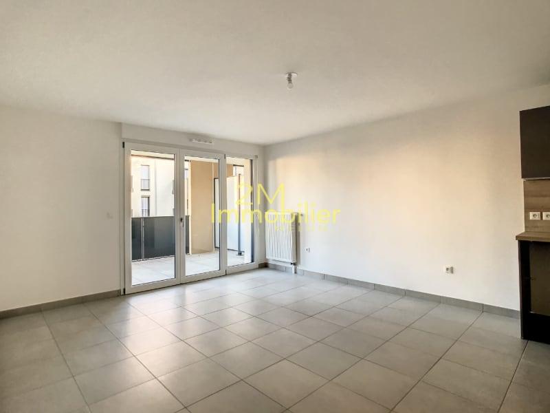 Rental apartment Dammarie les lys 760€ CC - Picture 1