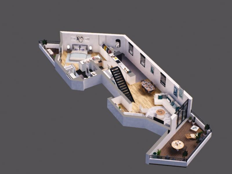 Verkauf wohnung Boulogne billancourt 2059500€ - Fotografie 4