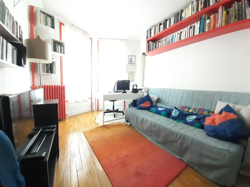 Vente appartement Paris 20ème 460000€ - Photo 1