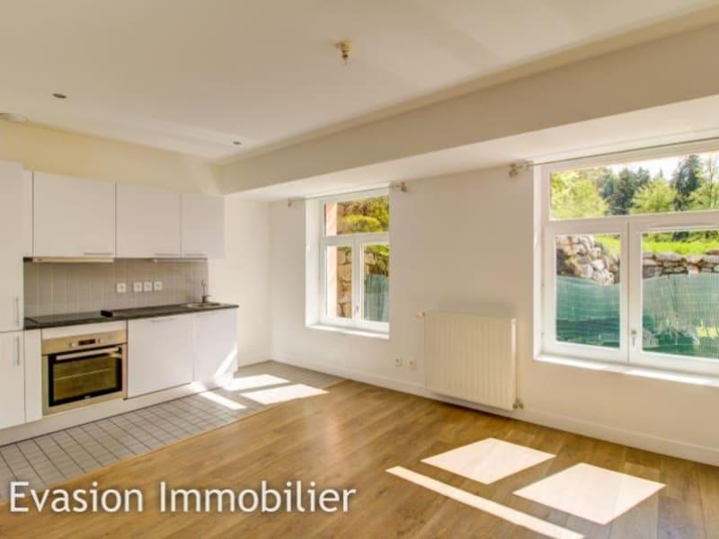 Location appartement Passy 454€ CC - Photo 1
