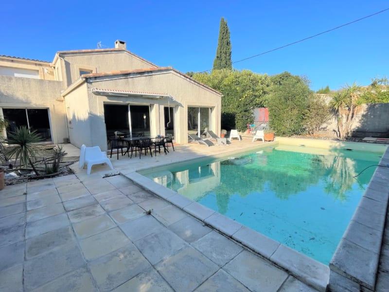 Vente maison / villa Les angles 590000€ - Photo 8