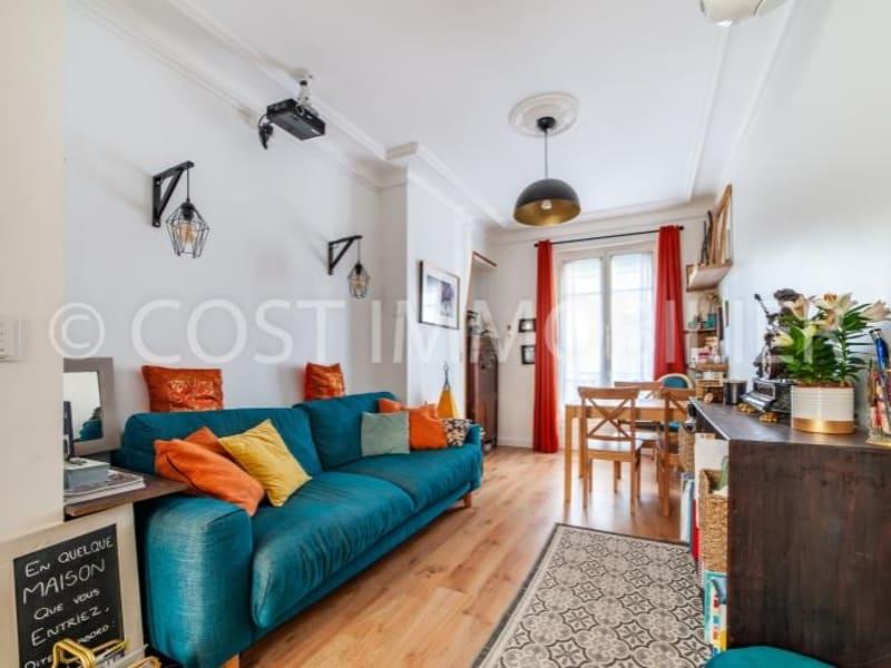 Vente appartement Asnieres sur seine 475000€ - Photo 1