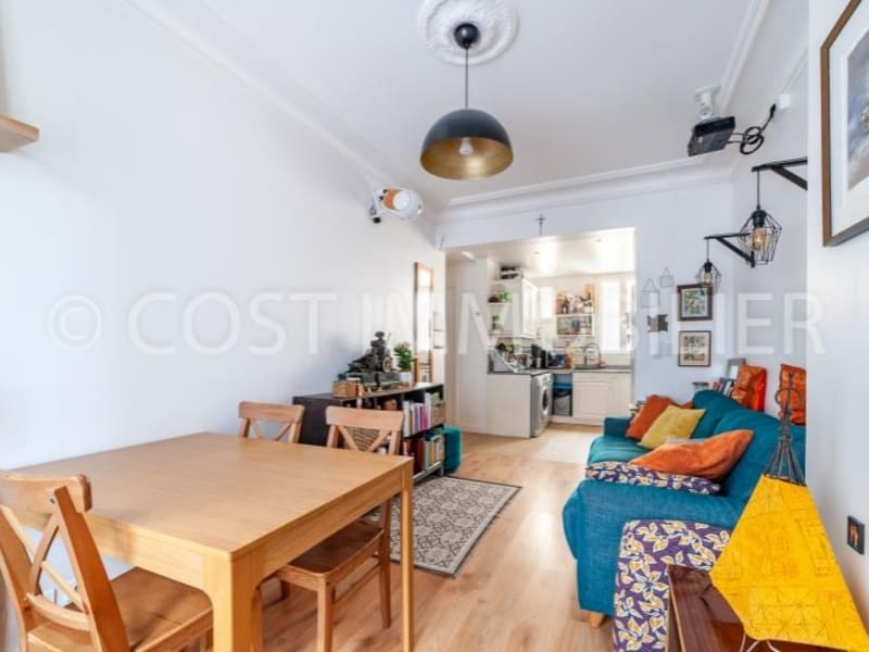 Vente appartement Asnieres sur seine 475000€ - Photo 2