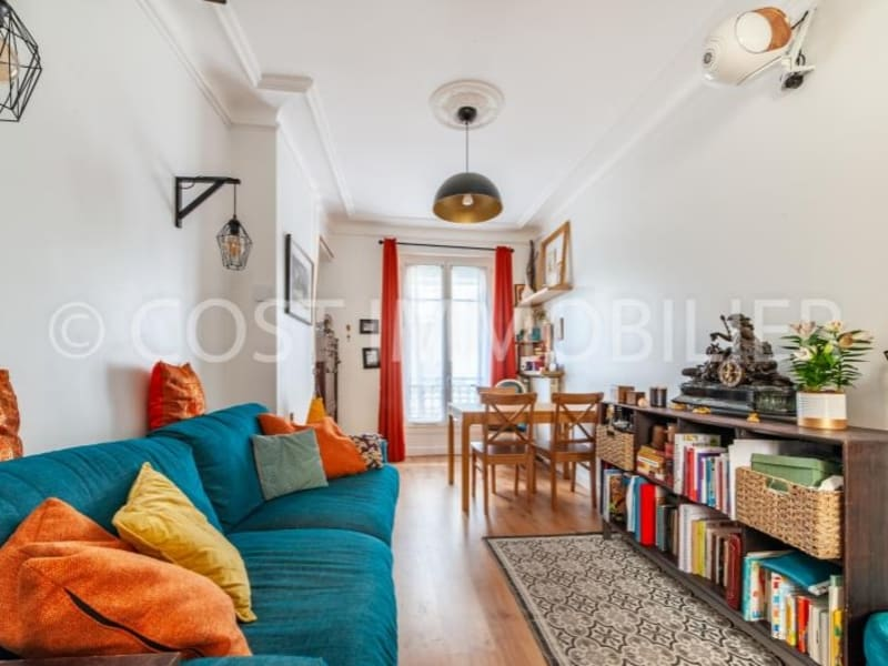 Vente appartement Asnieres sur seine 475000€ - Photo 11