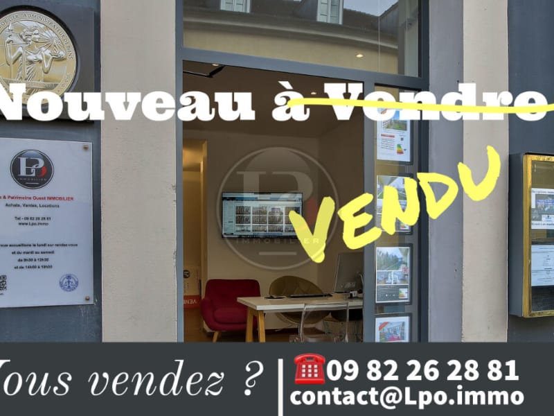 Sale apartment Mareil marly 490000€ - Picture 2