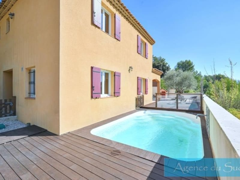 Vente maison / villa Peypin 479000€ - Photo 4