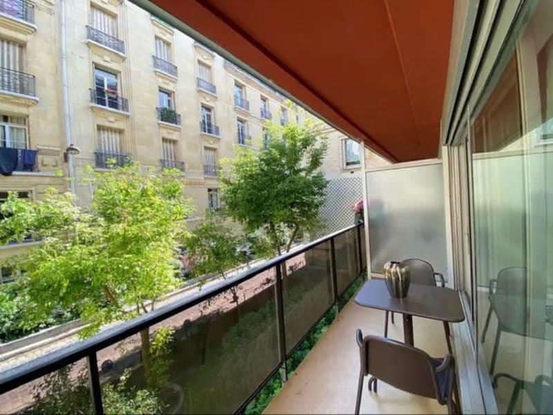 Vente appartement Paris 16ème 408000€ - Photo 1