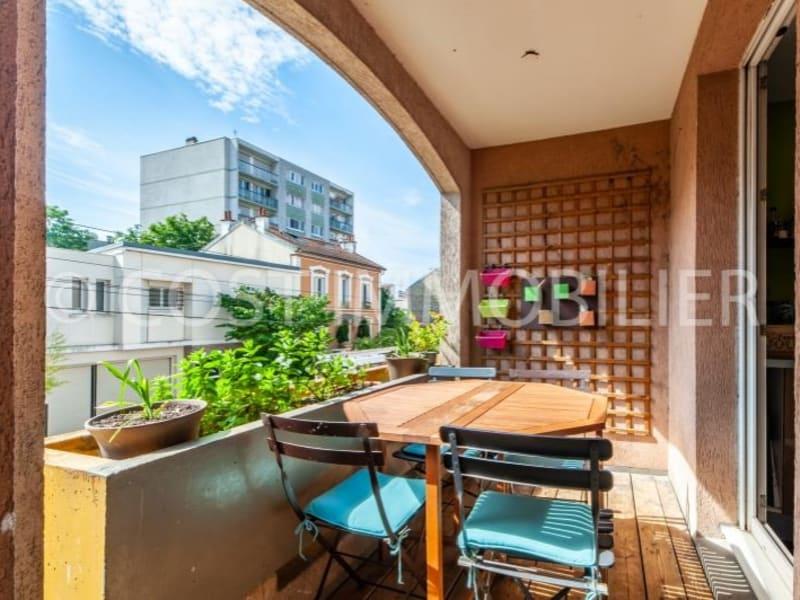Vente appartement Asnieres sur seine 419000€ - Photo 1