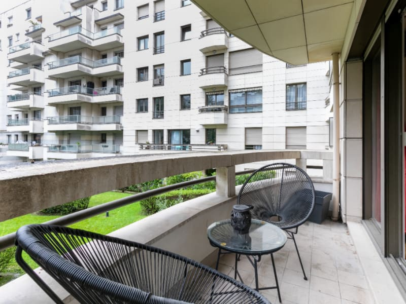 Sale apartment Levallois perret 364000€ - Picture 1