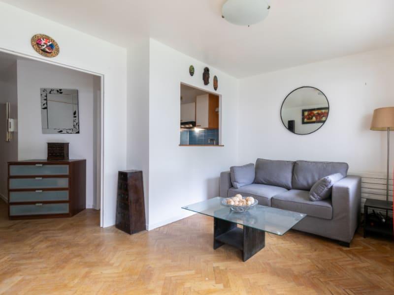 Sale apartment Levallois perret 364000€ - Picture 2