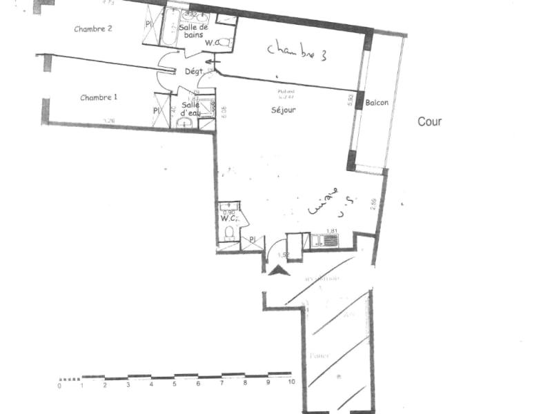 Vente appartement Paris 12ème 1226000€ - Photo 4