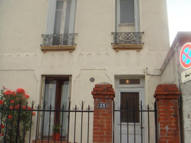 Rental apartment Bagnolet 620€ CC - Picture 1