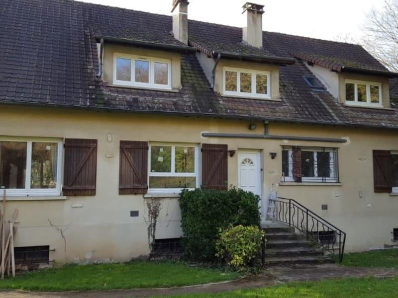 Rental apartment Mareil sur mauldre 1050€ CC - Picture 1