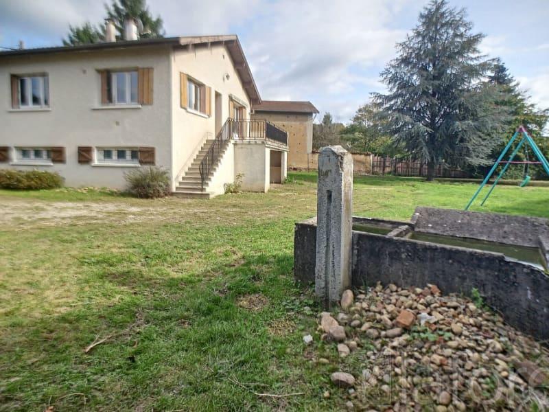 Rental house / villa Champier 800€ CC - Picture 1