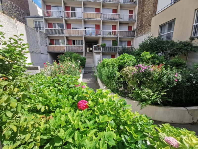 Vente appartement Paris 20ème 418400€ - Photo 1