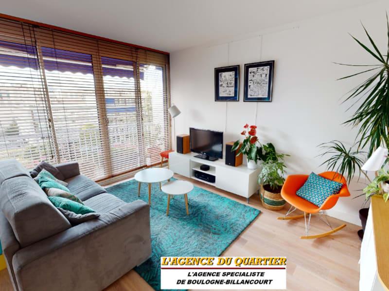 Sale apartment Boulogne billancourt 610000€ - Picture 4