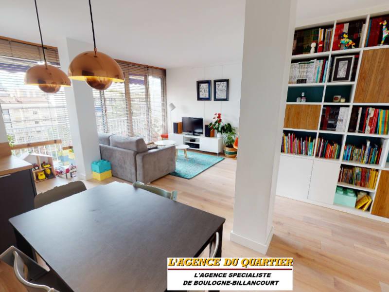 Sale apartment Boulogne billancourt 610000€ - Picture 5