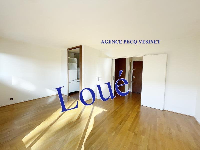 Location appartement Le pecq 1100€ CC - Photo 1