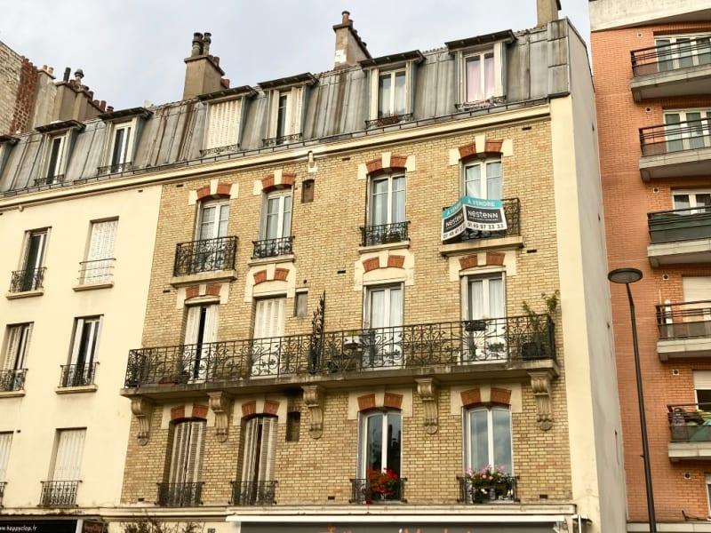 Vente appartement Courbevoie 495000€ - Photo 1