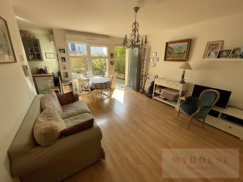 Sale apartment Montrouge 479000€ - Picture 2