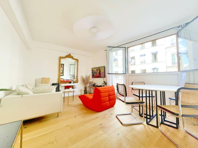 Vente appartement Paris 11ème 720000€ - Photo 1