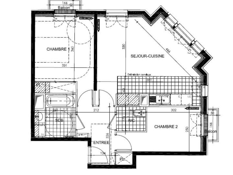 Sale apartment Clamart 465000€ - Picture 9