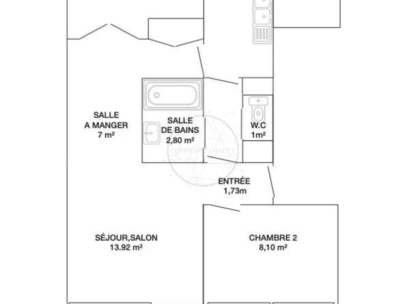Vente appartement Carrières-sur-seine 187000€ - Photo 15