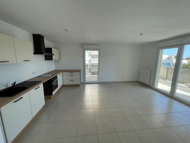 Rental apartment Rillieux la pape 840€ CC - Picture 1