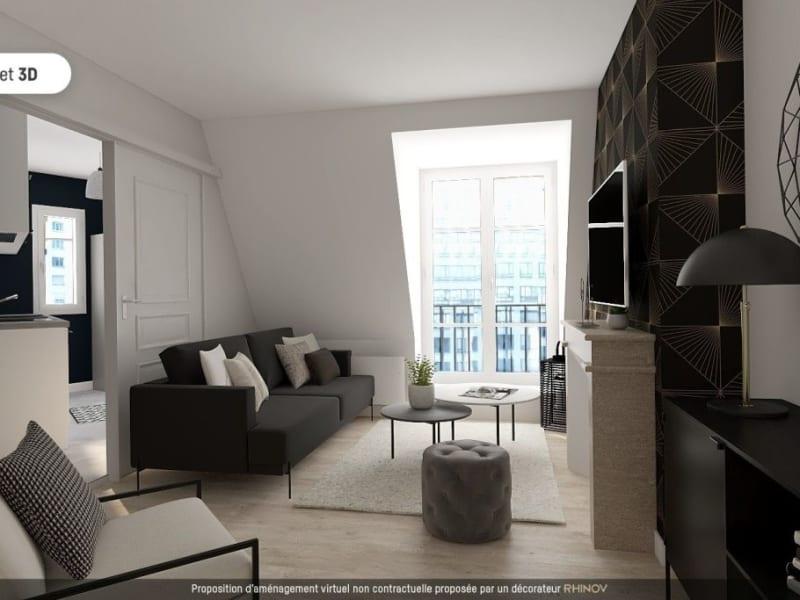 Sale apartment Paris 435000€ - Picture 1
