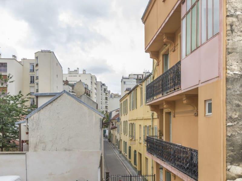 Sale apartment Paris 15ème 490000€ - Picture 1