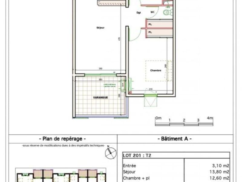Location appartement Ste clotilde 593€ CC - Photo 7