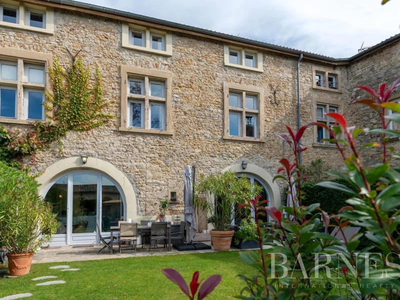 Dardilly - Appartement /Maison de 156.22 m² - Jardin de 140 m² -