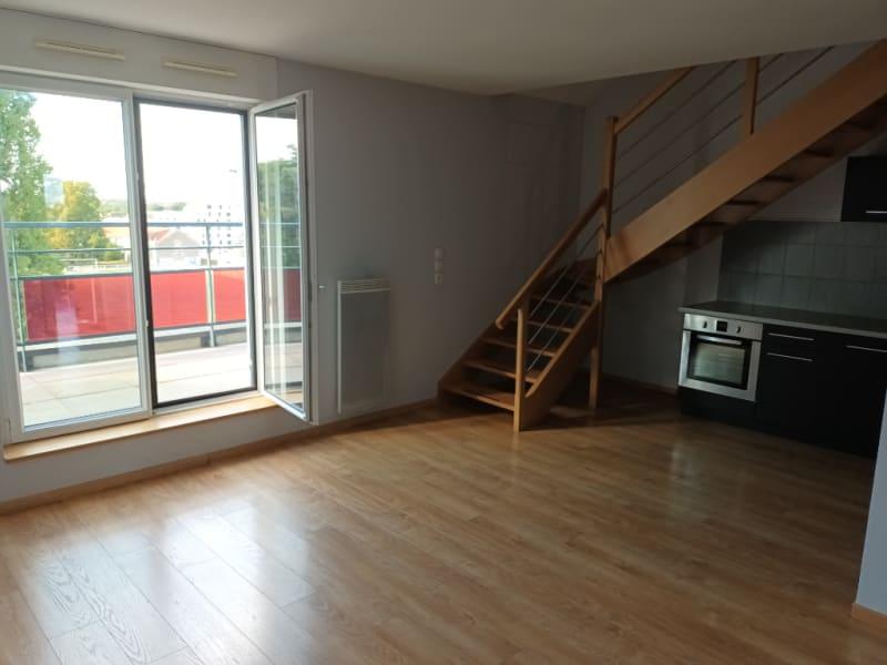 Duplex en dernier étage avec 2 terrasses